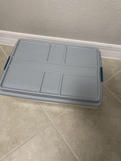 Storage container box tub hefty brand Thumbnail
