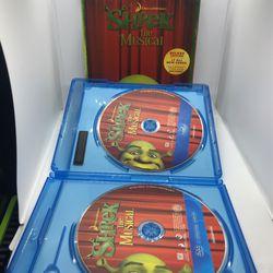 Shrek The Musical Blu-ray DVD Thumbnail