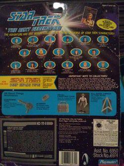 Star Trek action figure Thumbnail