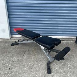 Bowflex Adjustable Weight Bench Thumbnail