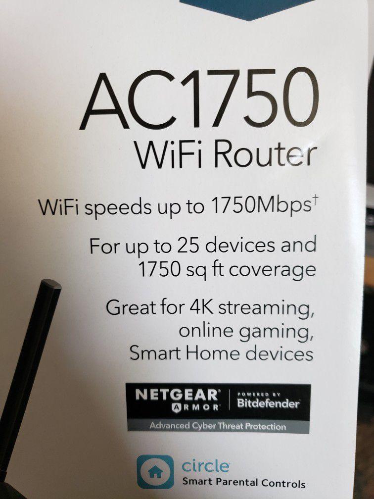 Netgear Router and Modem