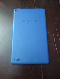 Amazon Fire 7 Tablet W/ Case! Thumbnail