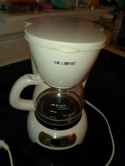 Mr coffee maker Thumbnail
