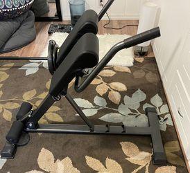 ComMax Roman Chair Back Hyper Extension 30-40-50 Degree Adjustabke Thumbnail