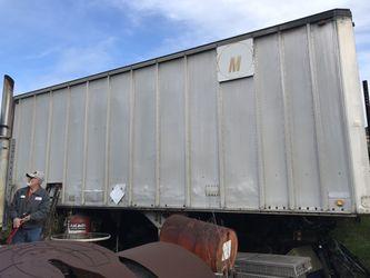 27 foot dry van trailer BEST OFFER Thumbnail