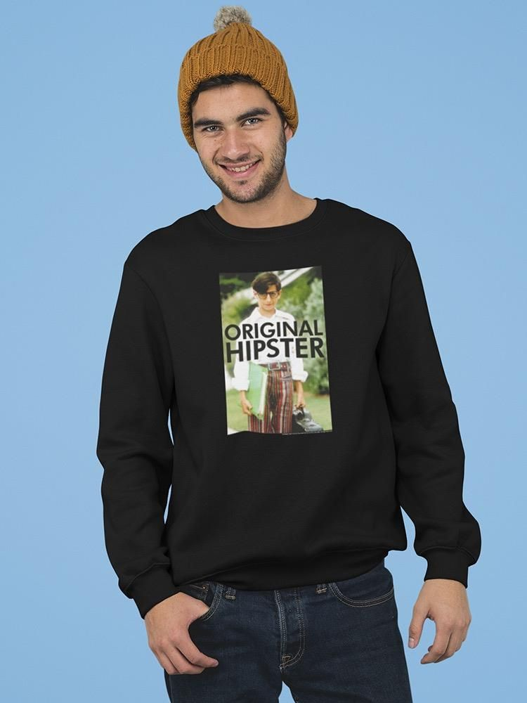 The Wonder Years The Wonder Years Paul Pfeiffer  Sweatshirt Men's -T-Line Designs Black Size 4XL