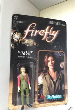 Firefly Kaylee Frye Action Figure Thumbnail