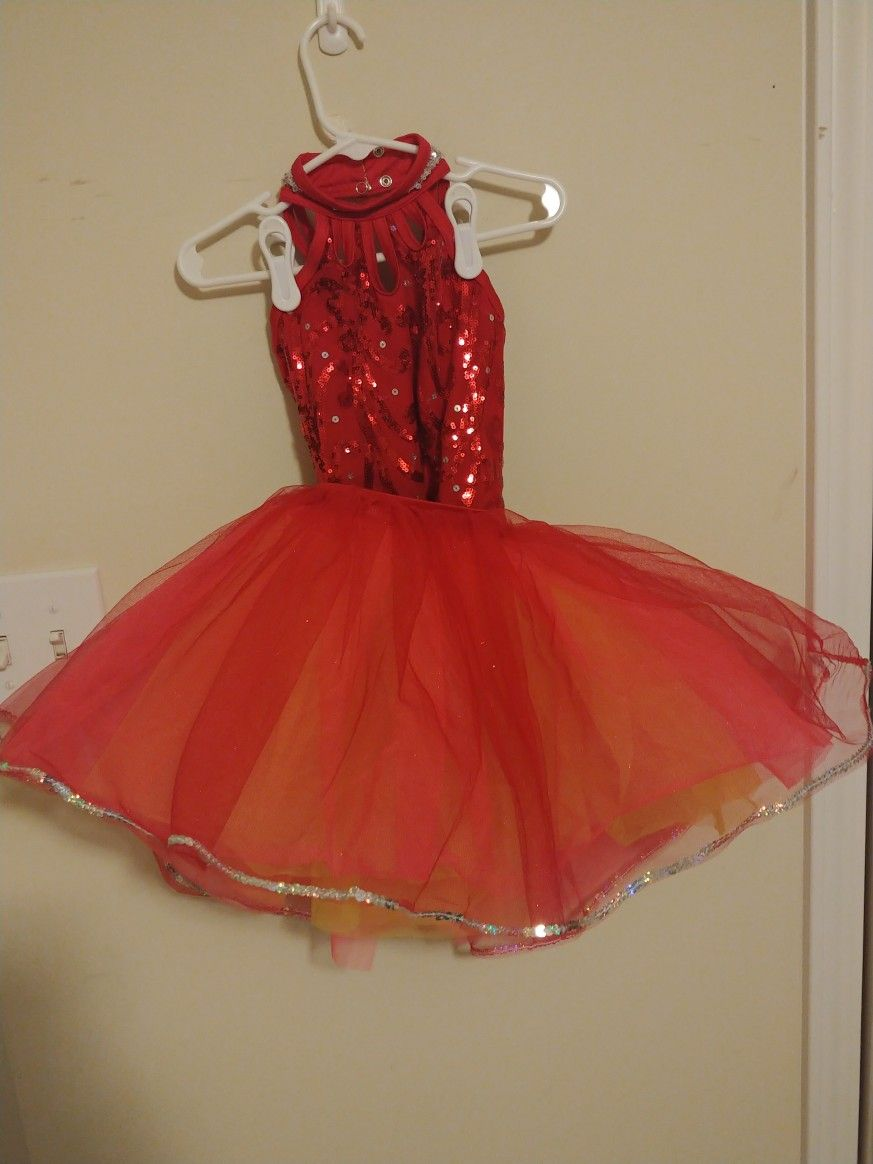 3-piece Toddler Dance Costume