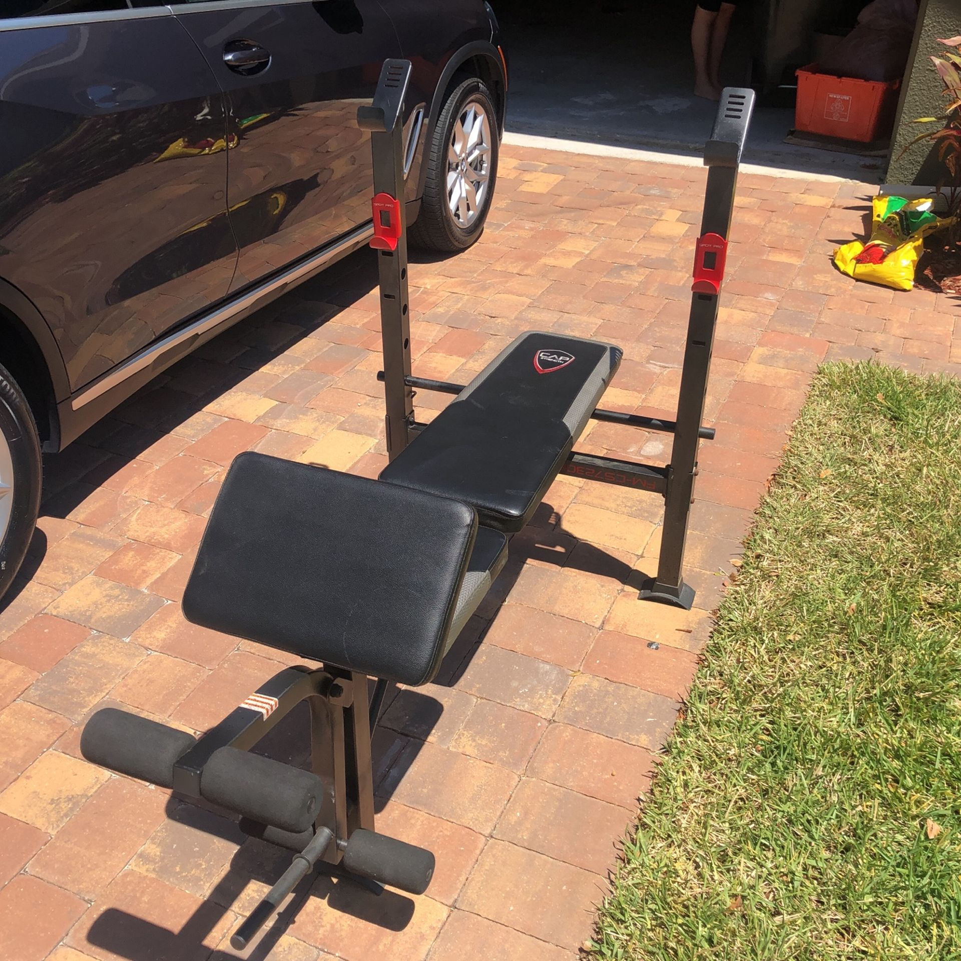 Bench Press (BMW NOT INCLUDED)