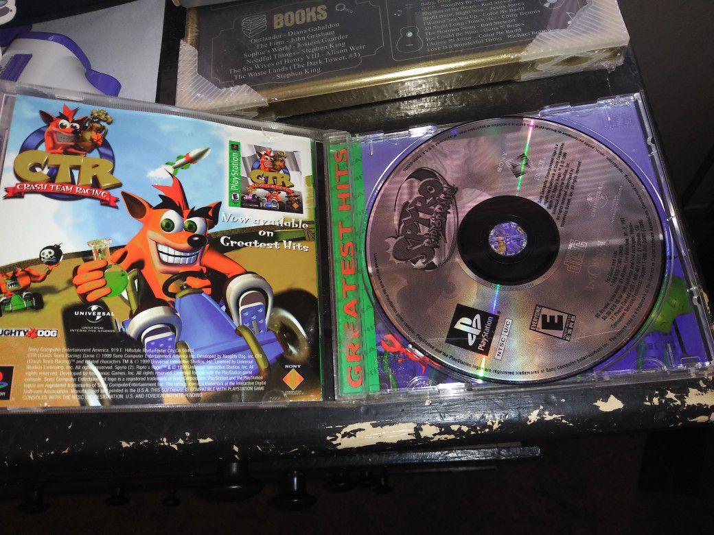 Spyro Riptars Rage Ps1