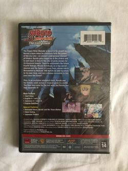 Brand New Naruto The Movie: The Lost Tower Thumbnail