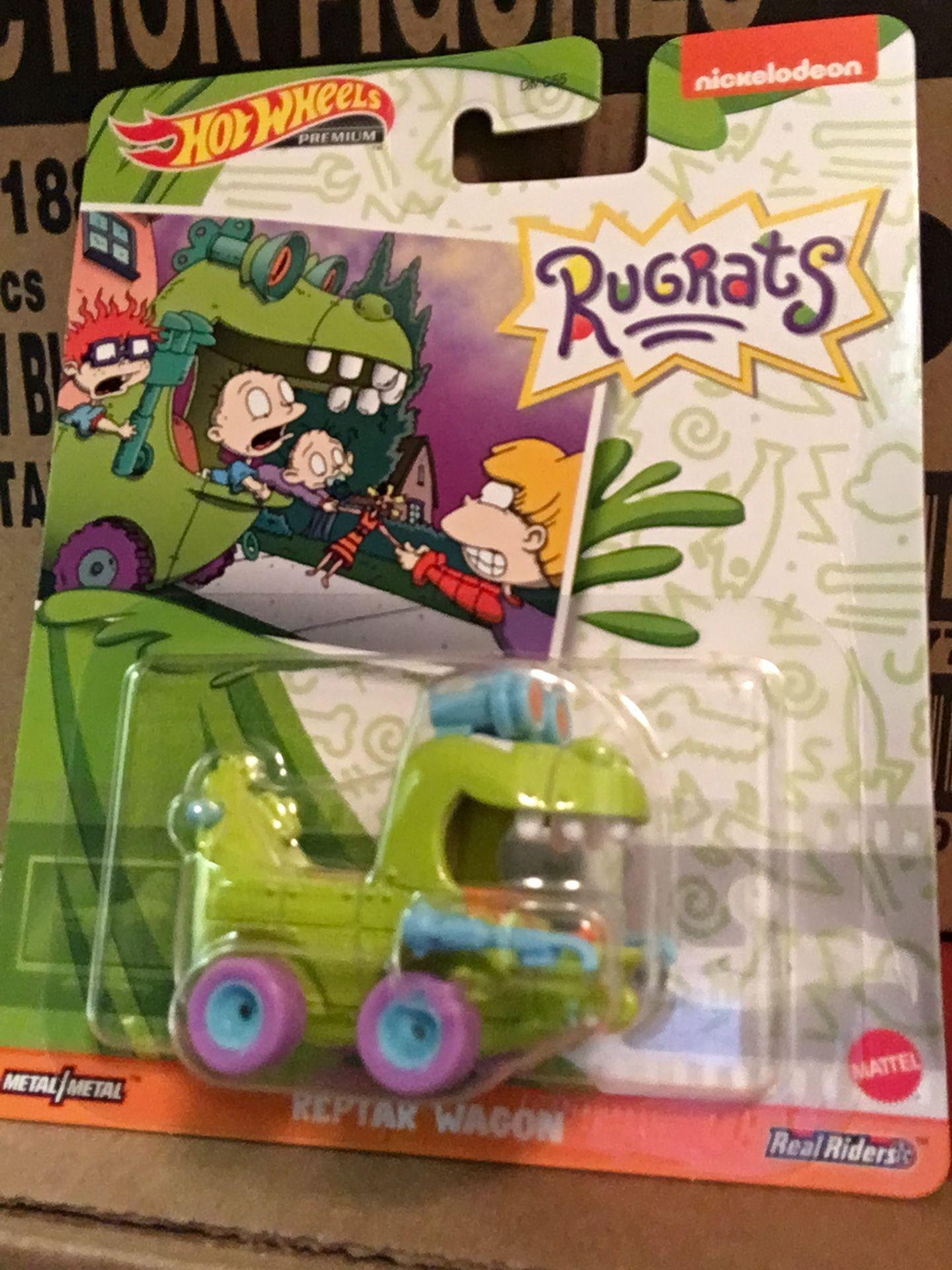 Hot Wheel Rugrats