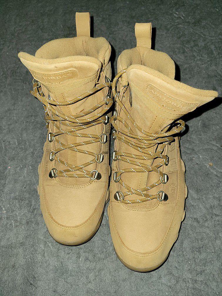 Jordan Wheat Nrg Boot..size 10