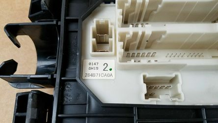 OEM 09 - 11 INFINITI FX35 FX50 ENGINE IPDM FUSE JUNCTION BOX 284B7-1CA0A Thumbnail