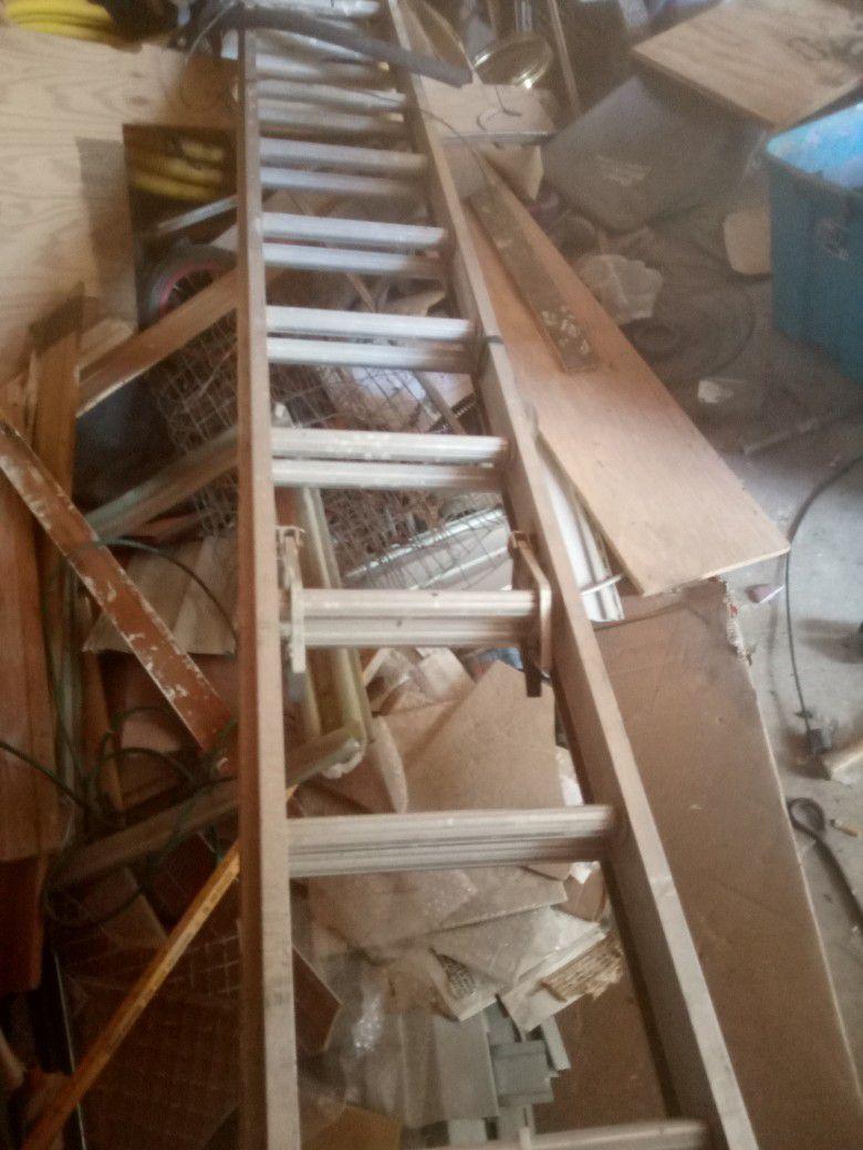 Ladder 20 Ft 50$