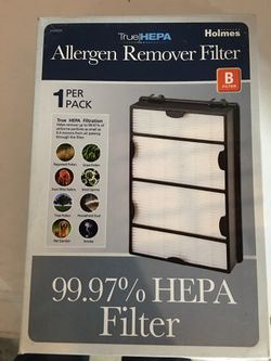 Air purifier filters hepa brand new Thumbnail