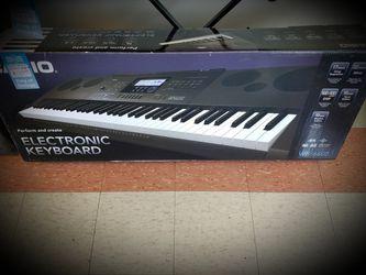 Casio Electric keyboard Thumbnail