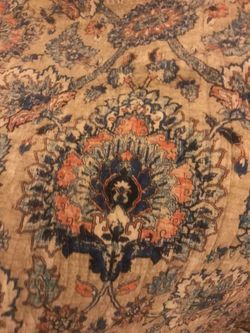 French Provential Quilted Coverlet/throw Thumbnail