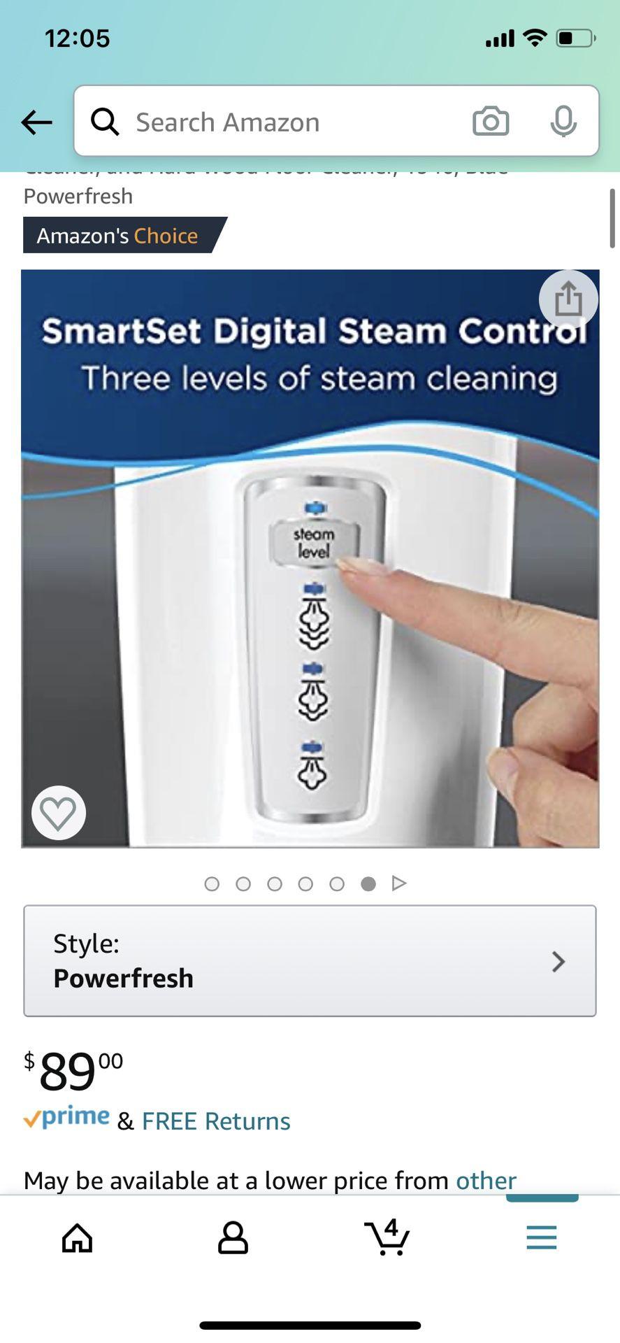 Bissel Steam Mop