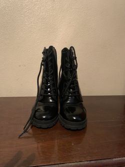 ALDO Glitterati Patches boots Thumbnail