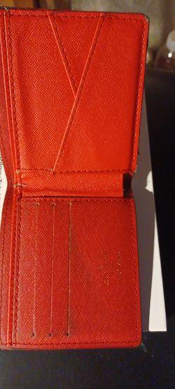 Louis Vuitton Supreme Epi Slender Wallet Thumbnail