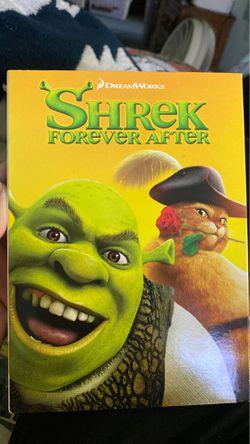 Shrek Forever After Movie! Thumbnail