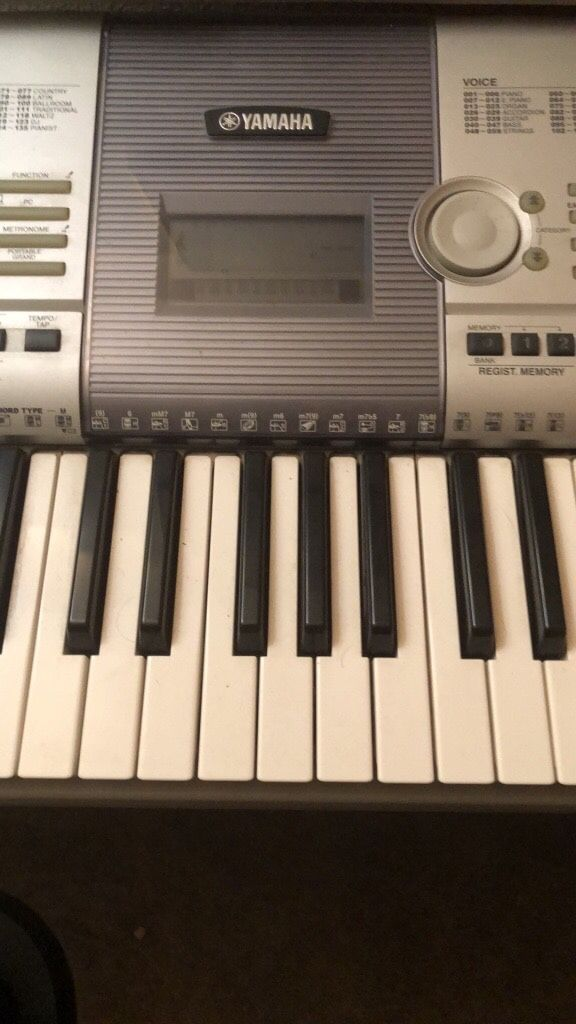 Yamaha electric piano