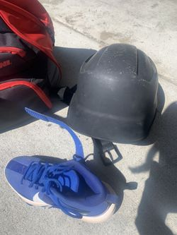 Baseball Backpack  Kleats Helmut & Mitt Thumbnail