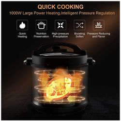 12-in-1 Electric Pressure Cooker Thumbnail