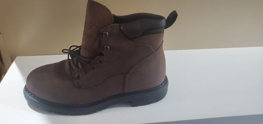 Mens size 12 Red Wing boots. Paid $189. Looking for $80 Thumbnail
