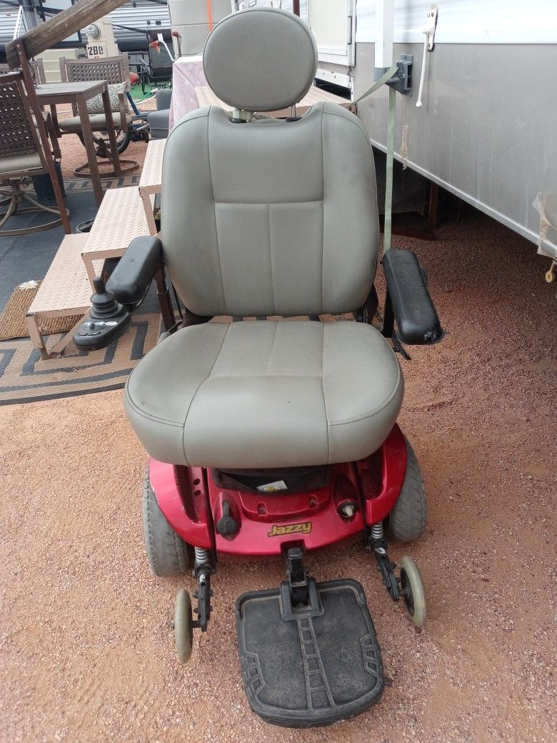 Pride Heavy Duty Electric Chair/Scooter