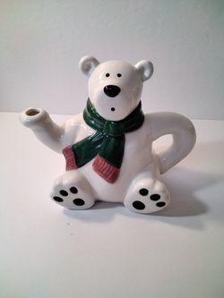 A Bear Tea Pot Very Cute . Thumbnail