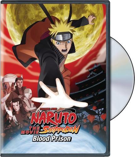 Naruto Shippuden the Movie: Blood Prison [DVD]