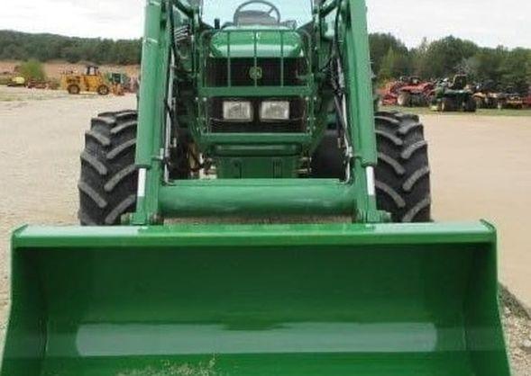 2008 John Deere 6430 115 Horsepower✅