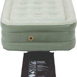 Coleman Air Mattress | SupportRest Double High Air Bed, Twin Thumbnail