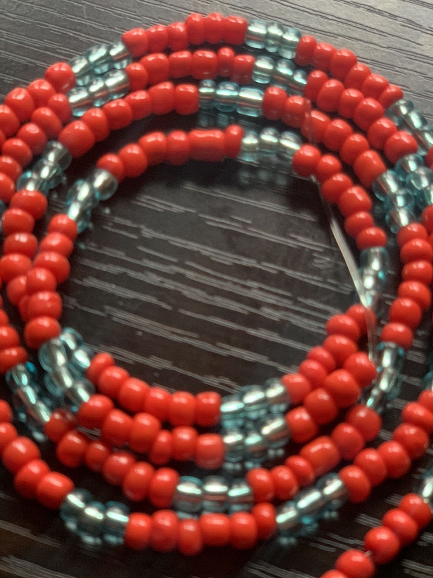 Custom African Beaded Jewelry 💚