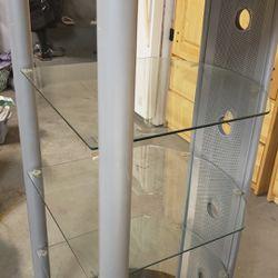 Excellent Shelving Furniture - Glass Shelves Thumbnail