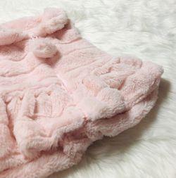 Mudpie Faux Fur Vest *12-18 Months  Thumbnail