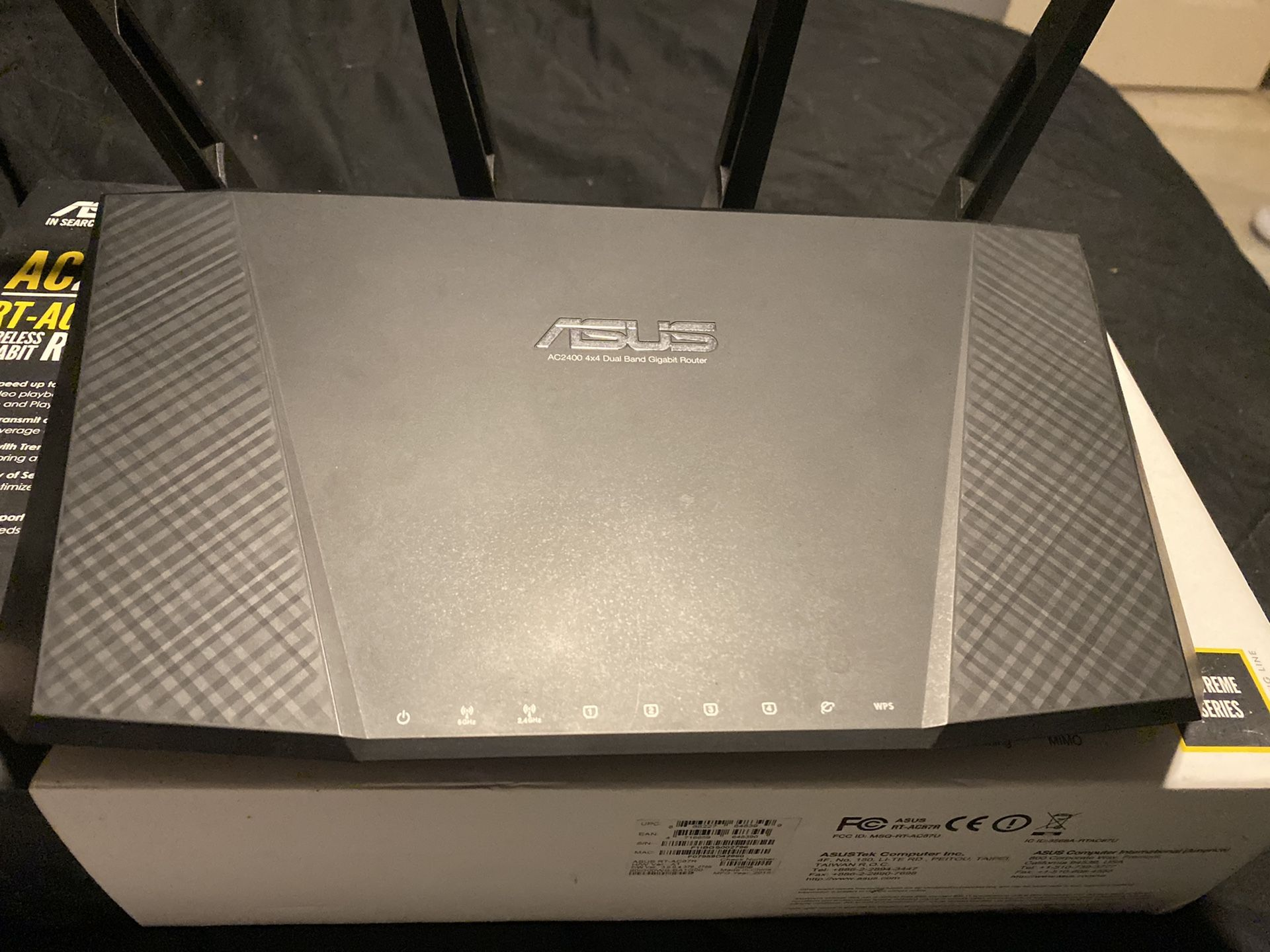 Asus Ac-2400 router