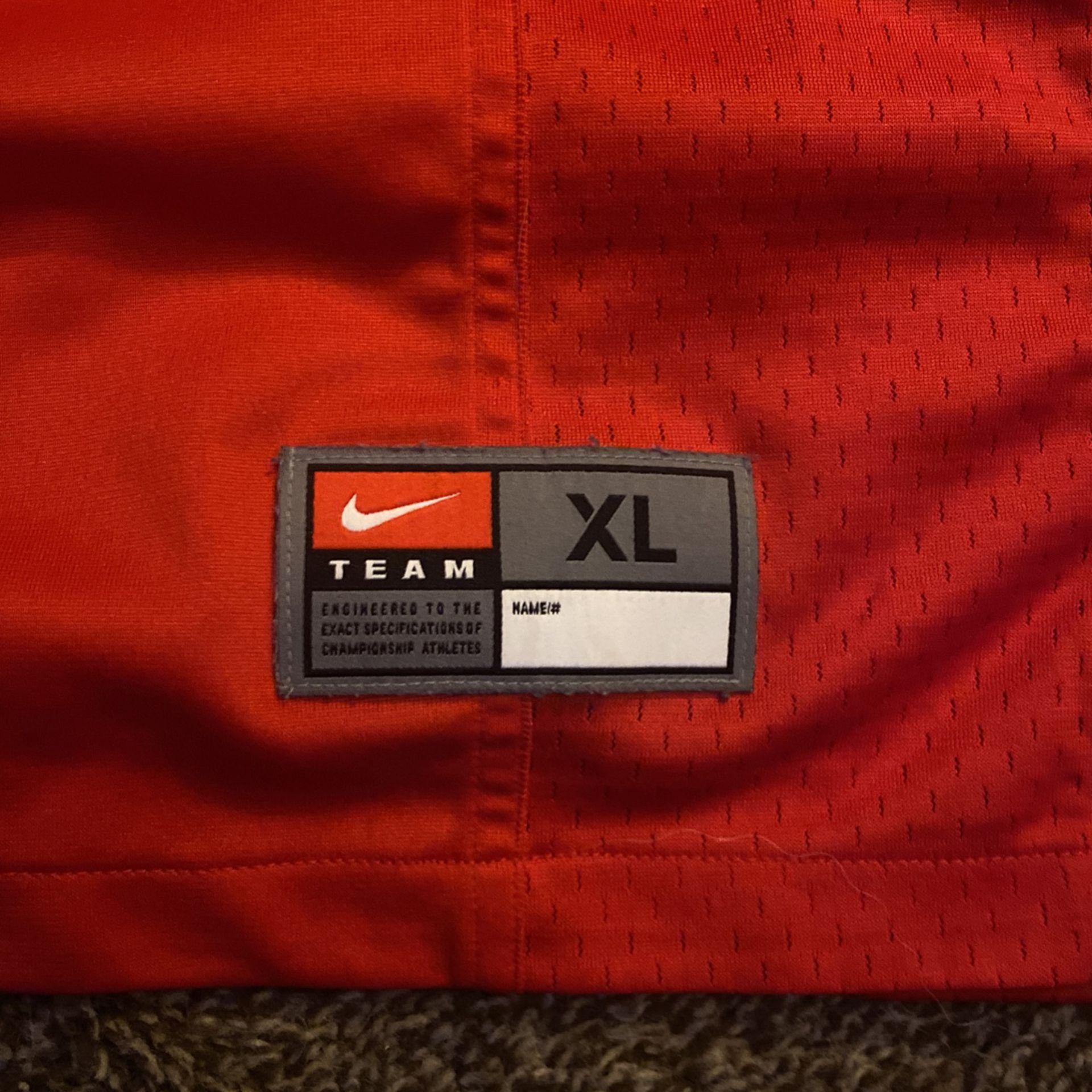 Mens XL Nike Ohio State Jersey