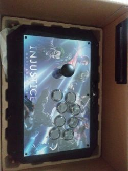 Ps3 injustice arcade controller Thumbnail
