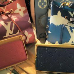 Designer Bags & Wallets Thumbnail