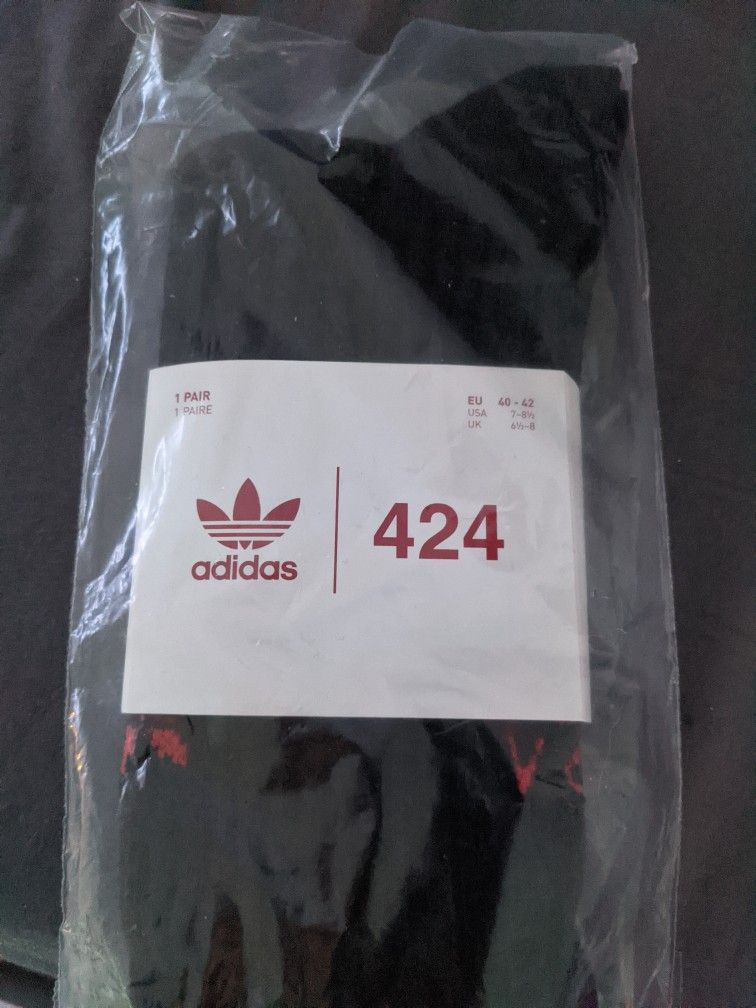Adidas x 424 Socks