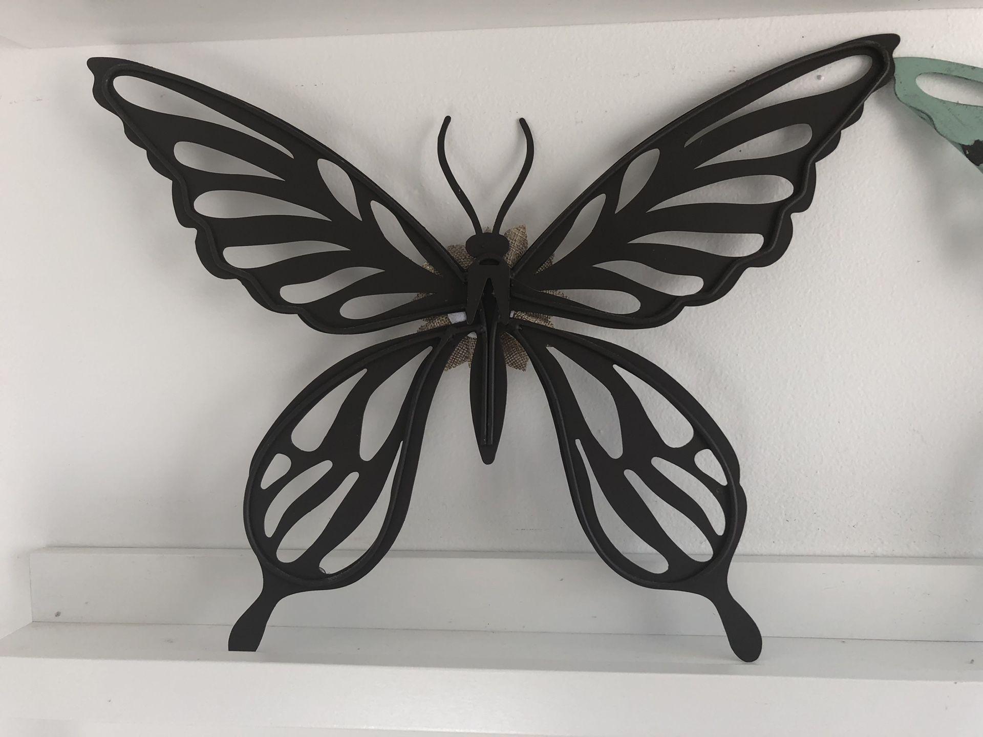 Wall decoration (butterflies)