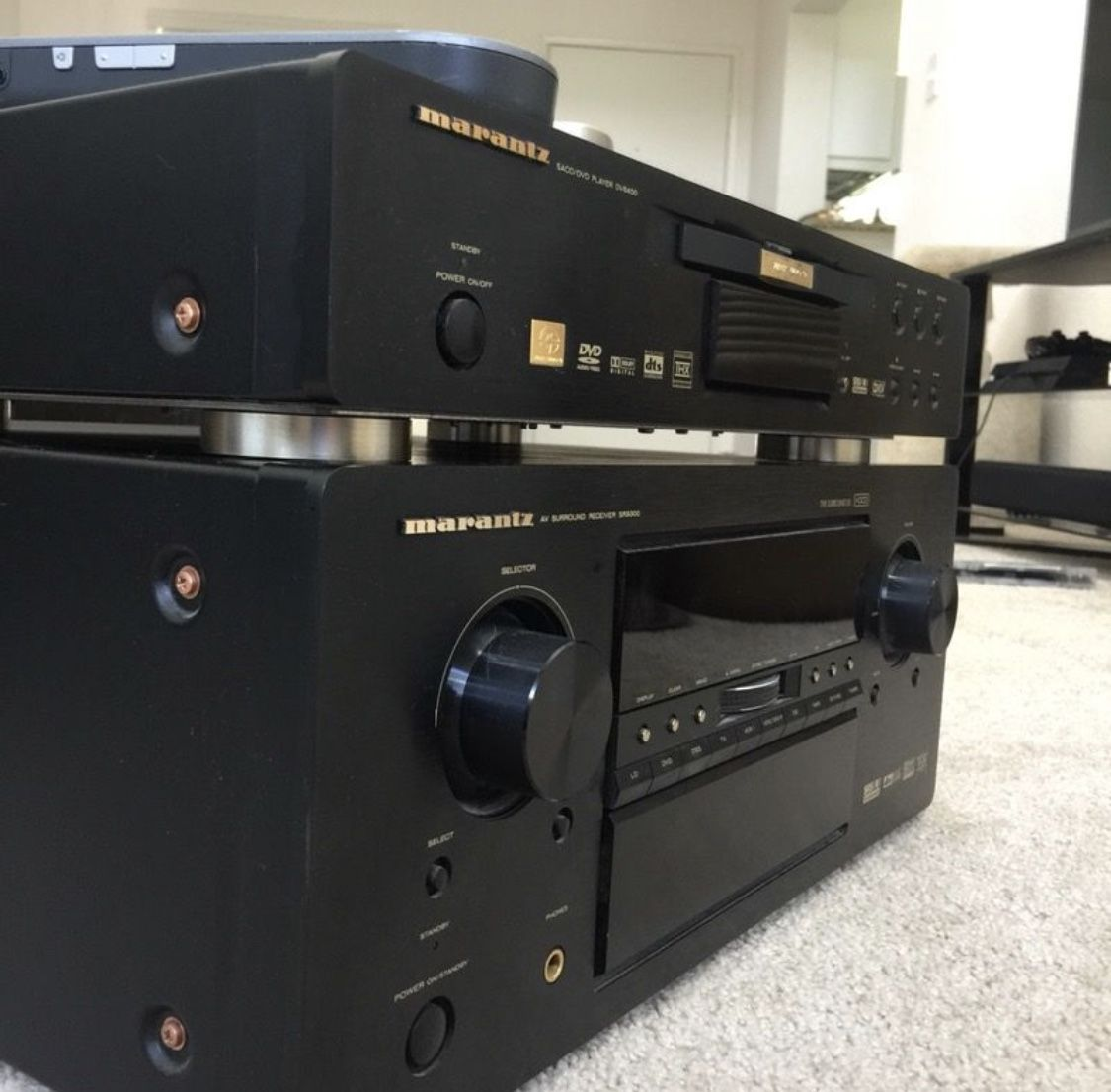 Marantz Surround Sound System - Receiver With Remote