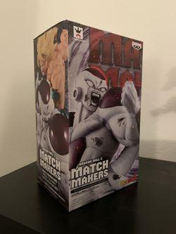 Full Power Frieza Statue | Banpresto | Match Makers | Dragonball Z Thumbnail