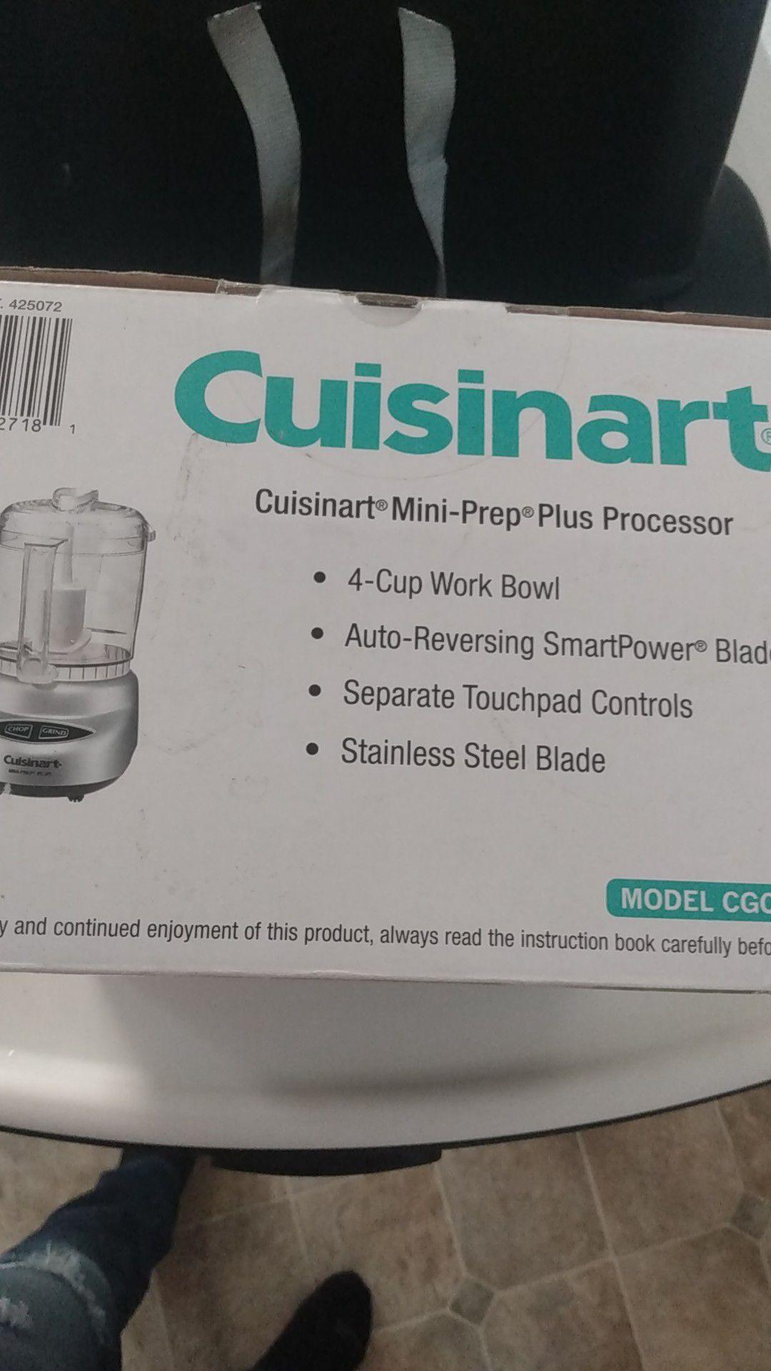 Cuisinart Mini-Prep Plus Processor