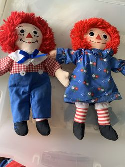 Raggedy Ann & Andy Collection Thumbnail