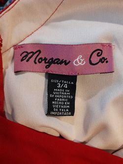 Morgan and Co prom Dress size 3/4 Thumbnail