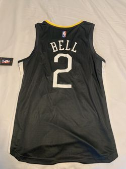 Jordan Bell Golden State Warriors Jersey Thumbnail